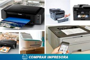 Impresora láser o tinta. ¿Cuál es mejor comprar en 2020?